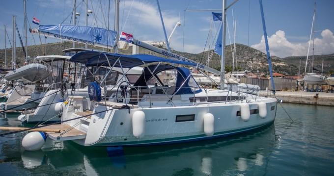Jachthuur in Athene - Jeanneau Sun Odyssey 440 via SamBoat