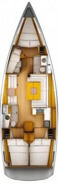 Jachthuur in Athene - Jeanneau Sun Odyssey 449 via SamBoat