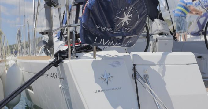 Huur Zeilboot met of zonder schipper Jeanneau in Athene