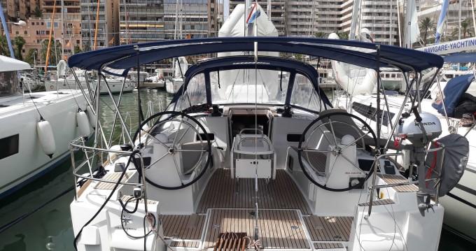 Bootverhuur Jeanneau Sun Odyssey 479 in Palma de Mallorca via SamBoat