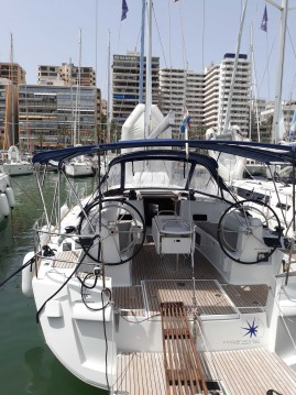 Huur een Jeanneau Sun Odyssey 479 in Palma de Mallorca