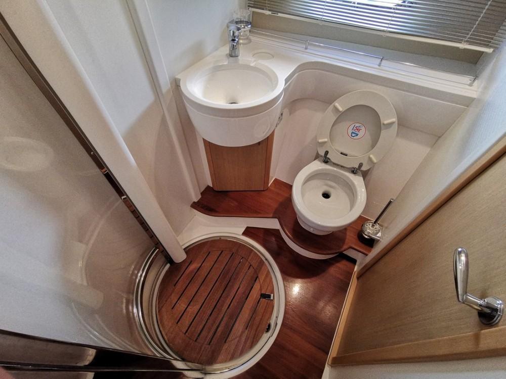 Verhuur Motorboot Princess-Yachts met vaarbewijs