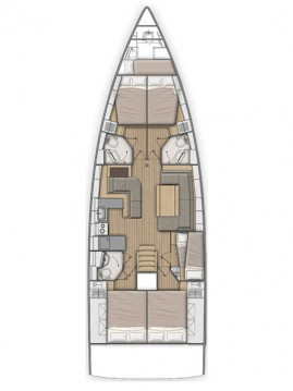 Bénéteau Oceanis 51.1 te huur van particulier of professional in Lávrio