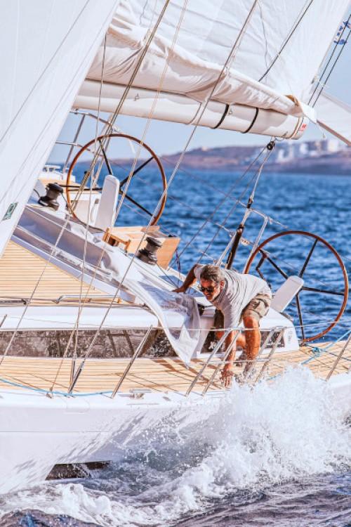 Huur Zeilboot met of zonder schipper X-Yachts in Λαύριο