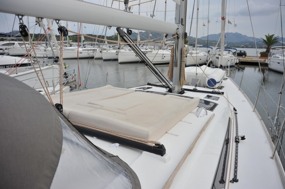 Verhuur Zeilboot in Marina di Portisco - Dufour Dufour 520 GL