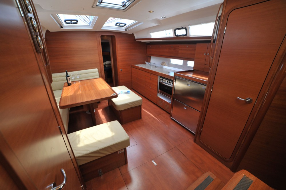 Dufour Dufour 460 Grand Large te huur van particulier of professional in