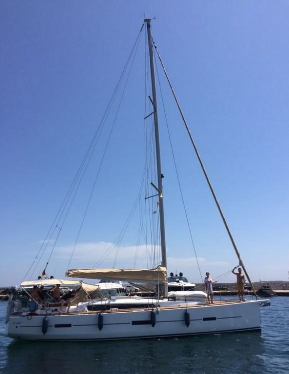 Jachthuur in Italië - Dufour Dufour 460 Grand Large via SamBoat