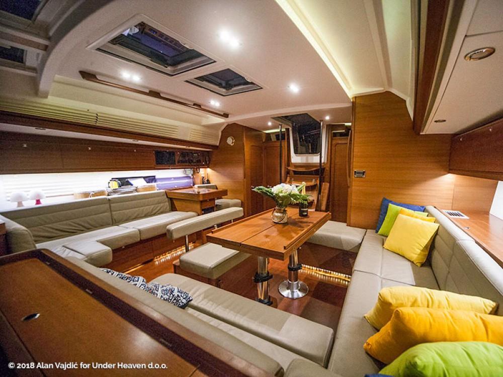 Dufour Dufour 560 Grand Large te huur van particulier of professional in Primošten