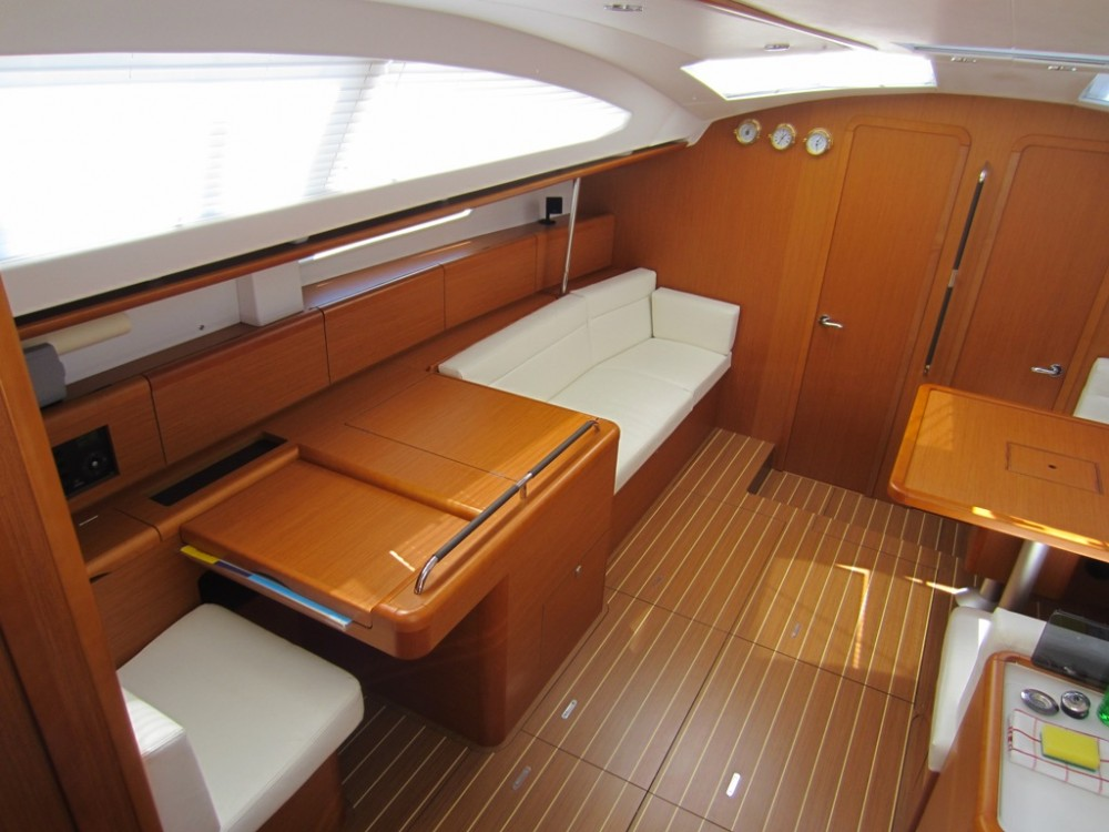 Bootverhuur Jeanneau Sun Odyssey 50DS in Trogir via SamBoat
