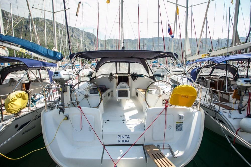 Verhuur Zeilboot in ACI Marina Dubrovnik - Bénéteau Cyclades 50.5