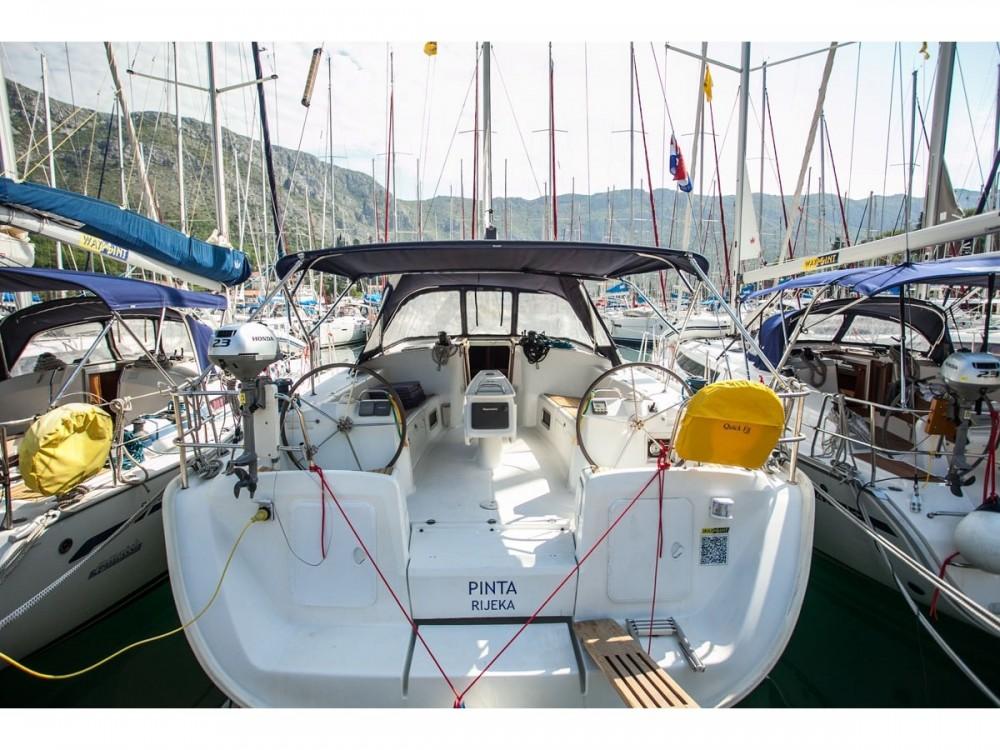 Bootverhuur Bénéteau Cyclades 50.5 in ACI Marina Dubrovnik via SamBoat
