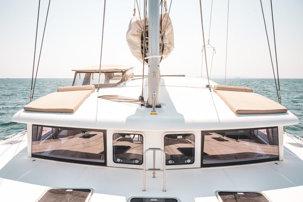 Verhuur Catamaran in  - Lagoon Lagoon 421