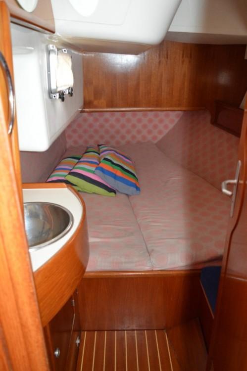 Huur een Jeanneau Sun Odyssey 42 in Castiglione della Pescaia
