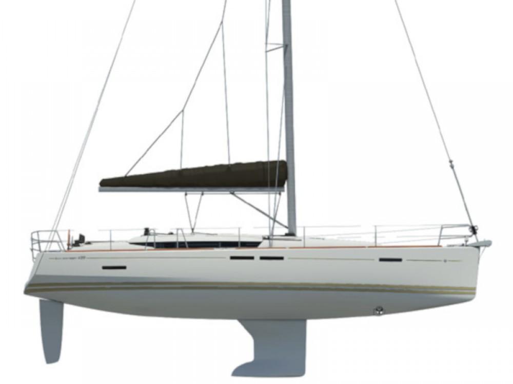 Verhuur Zeilboot in Tivat - Jeanneau Sun Odyssey 439