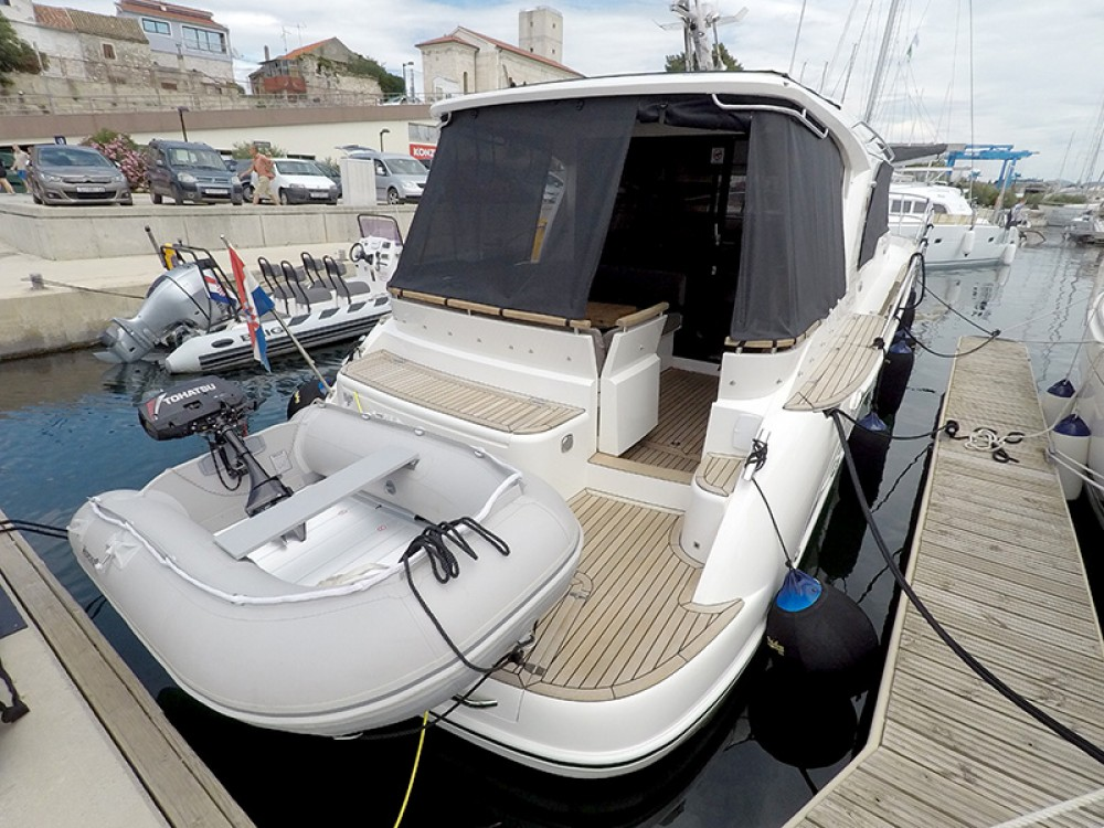 Verhuur Motorboot in Šibenik - Marex Marex 375