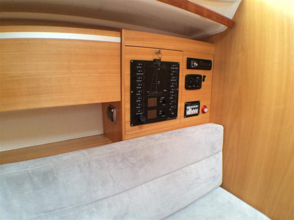 Northman Maxus 33.1 RS Standard te huur van particulier of professional in Węgorzewo