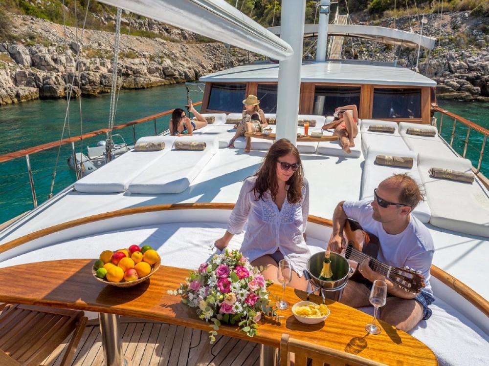 Zeilboot te huur in ACI Marina Dubrovnik voor de beste prijs
