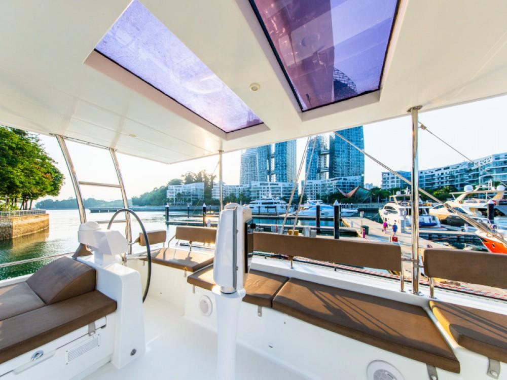 Huur Catamaran met of zonder schipper Lagoon in Kuah