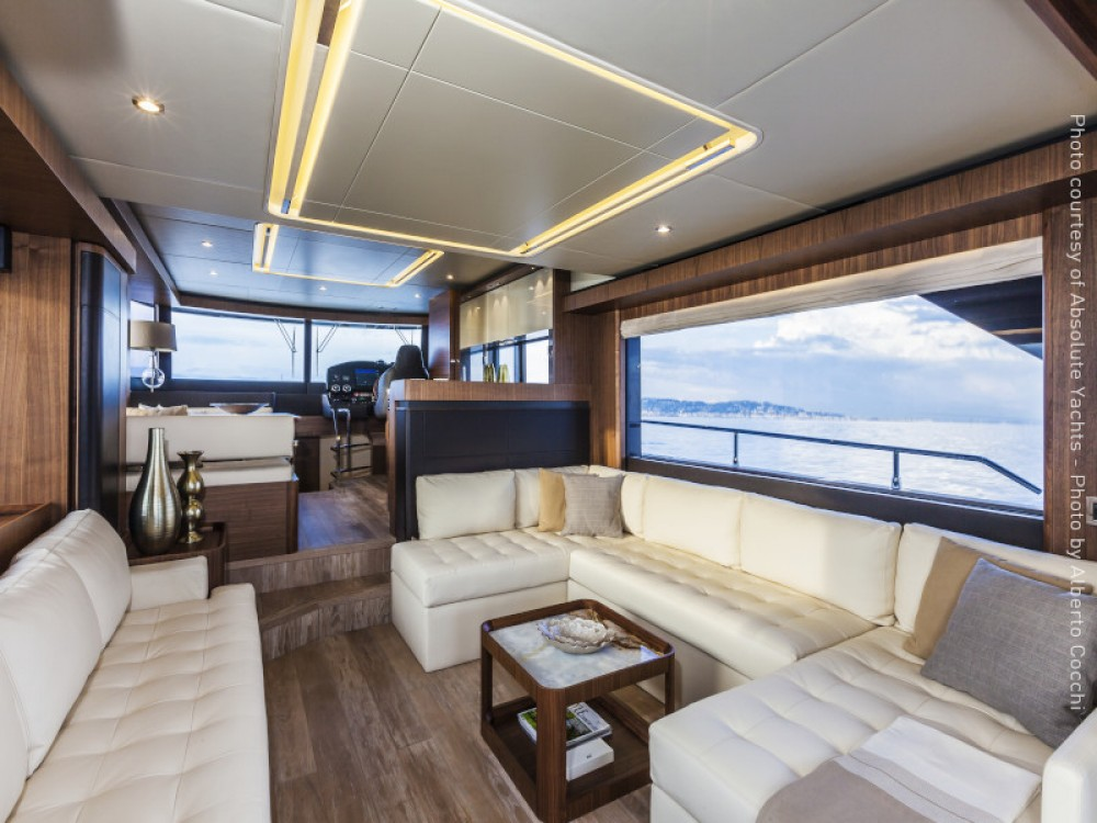 Bootverhuur Absolute Navetta 58 in Rogoznica via SamBoat