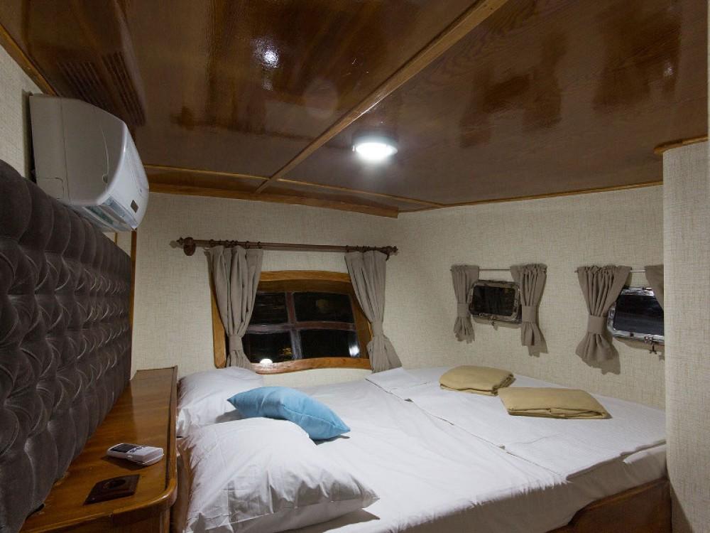 Verhuur Zeilboot in Greece -  Gulet Hemera