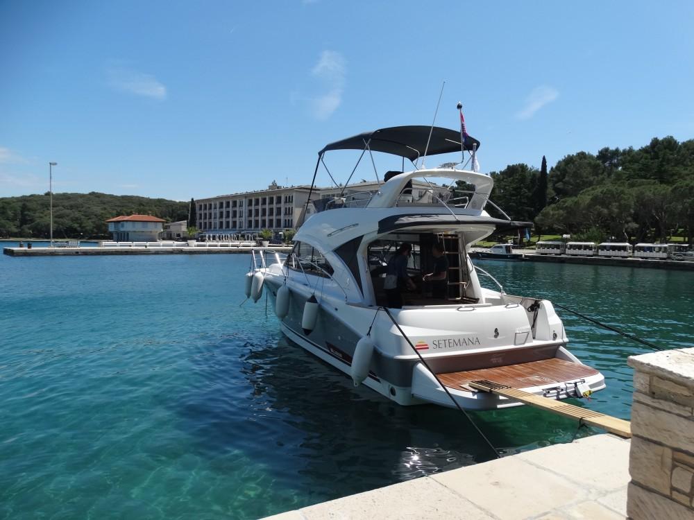 Motorboot te huur in ACI Marina Rovinj voor de beste prijs