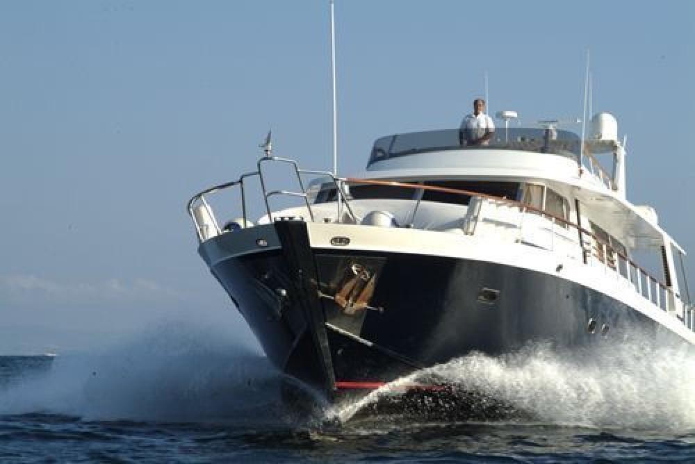 Huur een Cantieri Pegasus 80 in Marina di Portisco