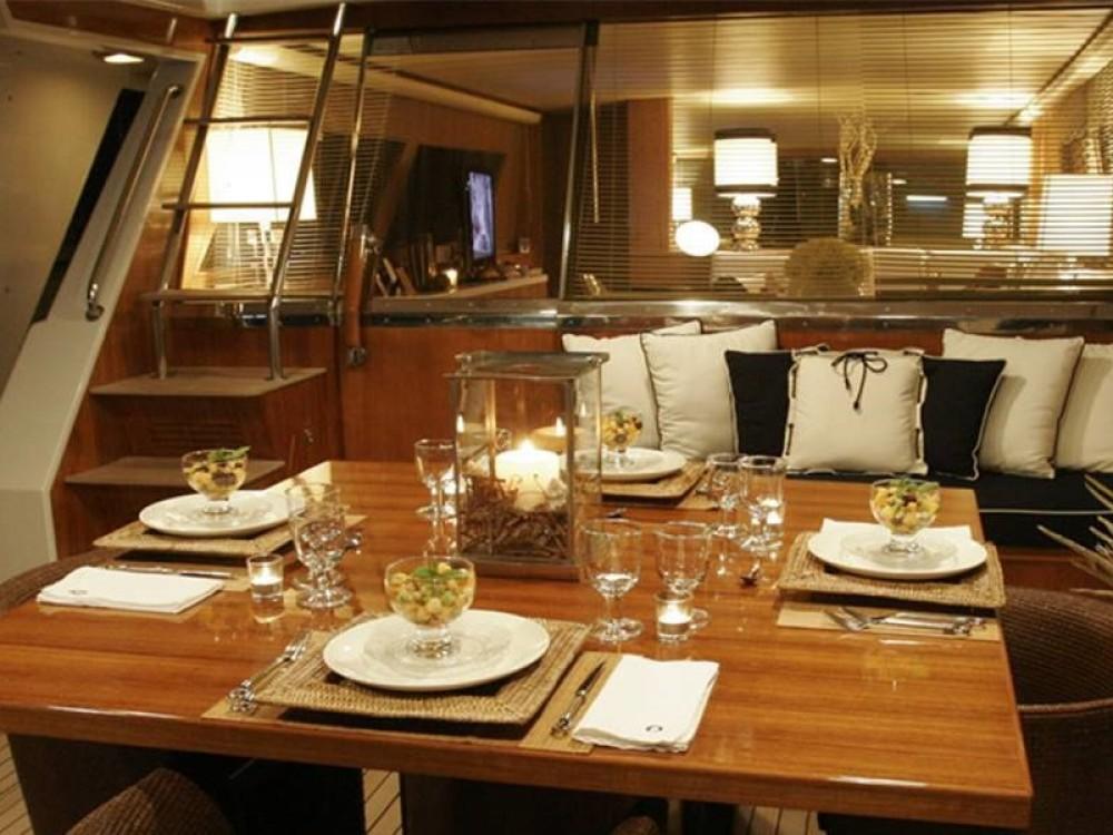 Jacht te huur in Marina di Portisco voor de beste prijs