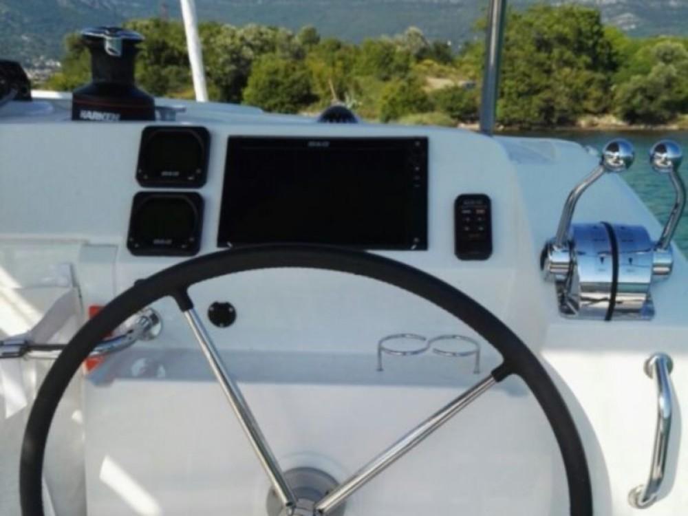 Catamaran te huur in  voor de beste prijs