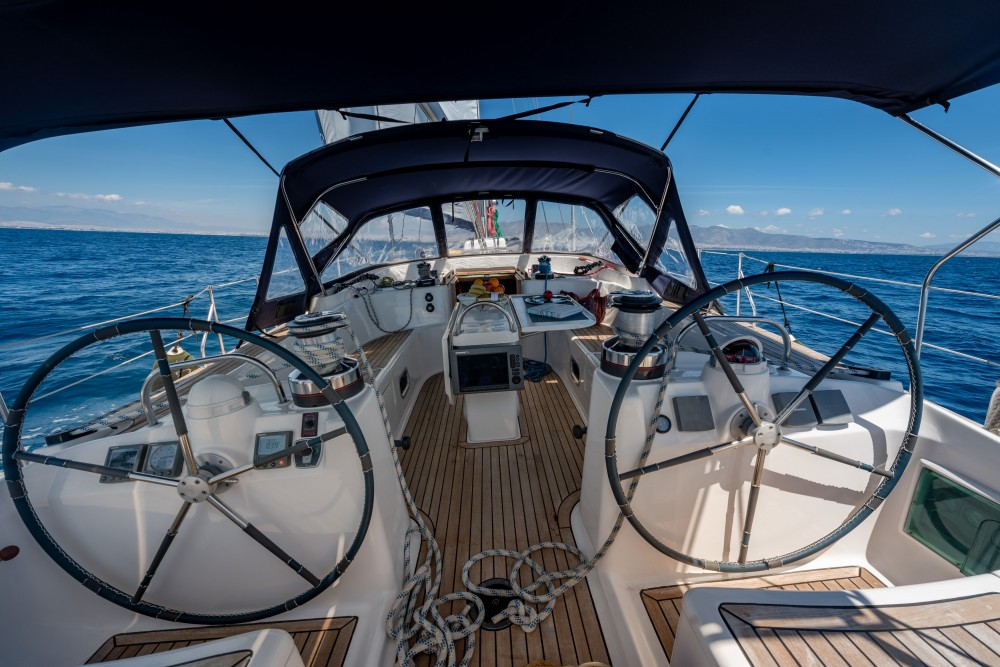 Jachthuur in Marina de Alimos - Ocean Ocean Star 56.1 via SamBoat