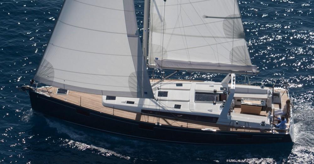 Bootverhuur Bénéteau Oceanis 48 in Kaštel Gomilica via SamBoat