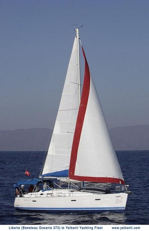 Huur een Bénéteau Oceanis 373 in Bursa