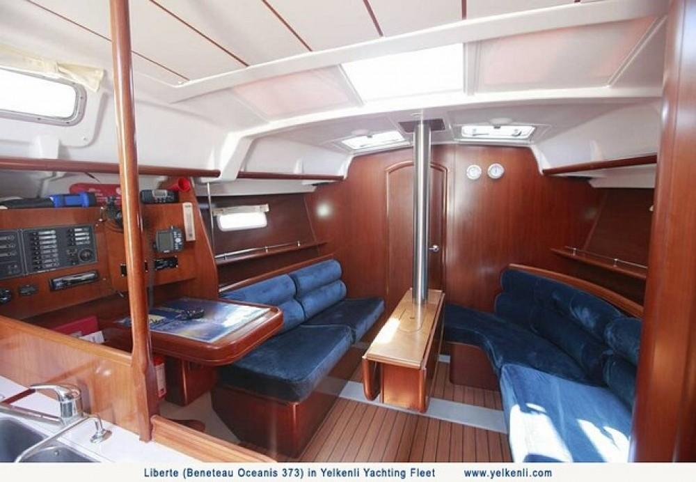 Bénéteau Oceanis 373 te huur van particulier of professional in Bursa