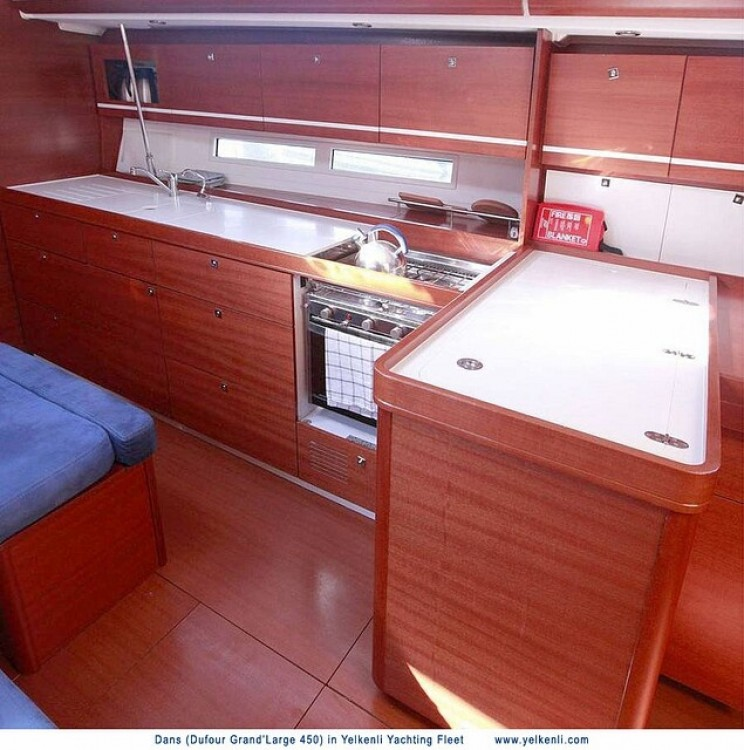 Bootverhuur Dufour Dufour 450 GL in Bodrum via SamBoat
