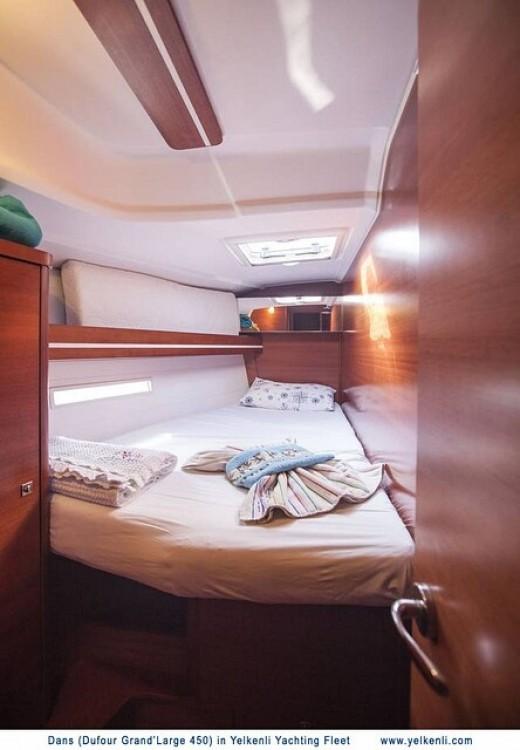 Verhuur Zeilboot in Bodrum - Dufour Dufour 450 GL
