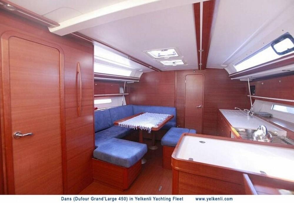 Dufour Dufour 450 GL te huur van particulier of professional in Bodrum