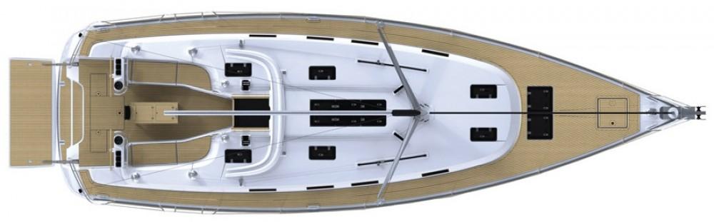 Bootverhuur Bavaria Bavaria 45 Cruiser in Bursa via SamBoat