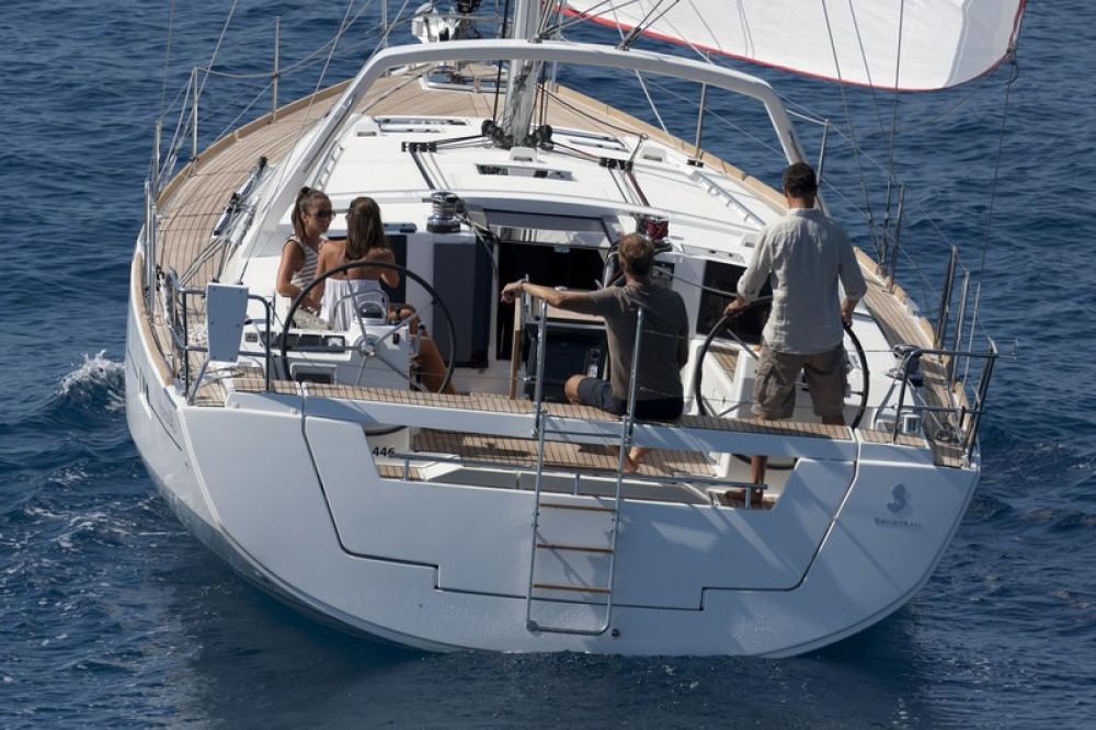 Bootverhuur Bénéteau Oceanis 45 (2018) in Orhaniye via SamBoat