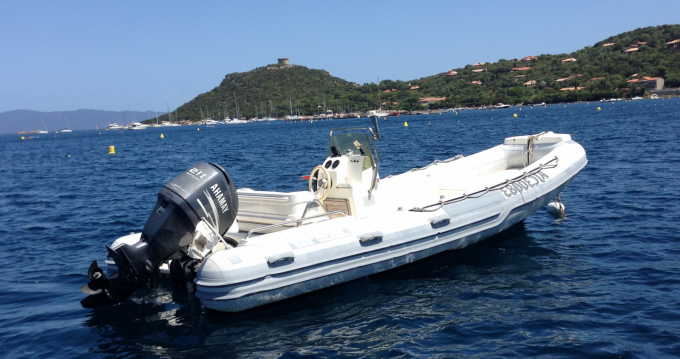Bootverhuur Joker Boat Coaster 540 in Serra-di-Ferro via SamBoat