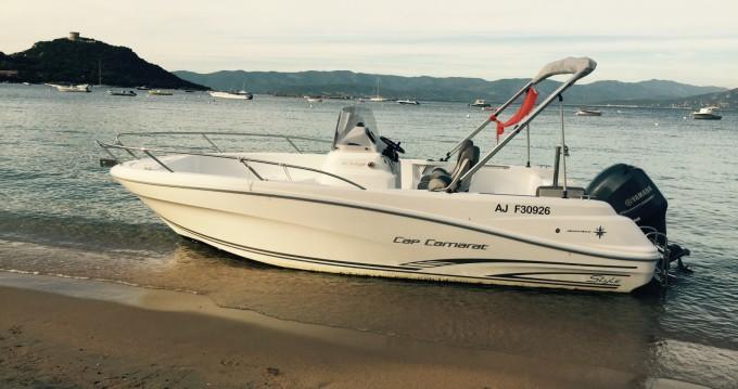Motorboot te huur in Serra-di-Ferro voor de beste prijs