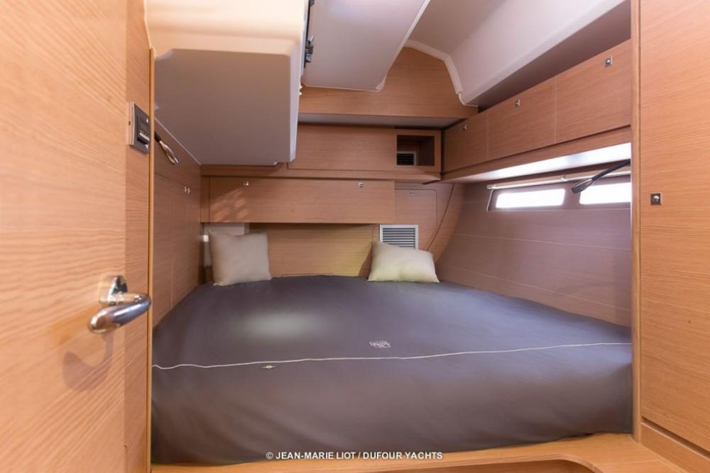 Verhuur Zeilboot in Road Town - Dufour Dufour 56 Exclusive