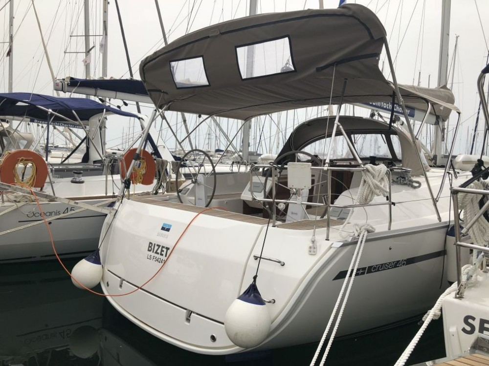 Bavaria Bavaria 46 Cruiser te huur van particulier of professional in Baie Sainte Anne