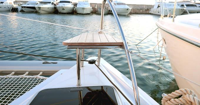 Verhuur Catamaran in Paros - Fountaine Pajot Fountaine Pajot