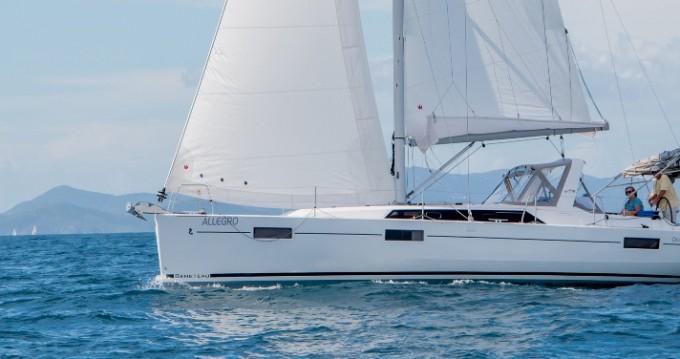 Bootverhuur Bénéteau Oceanis 41 in Tortola via SamBoat
