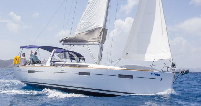 Jachthuur in Tortola - Bénéteau Oceanis 41 via SamBoat