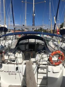 Bootverhuur Gran Canaria goedkoop Oceanis 473