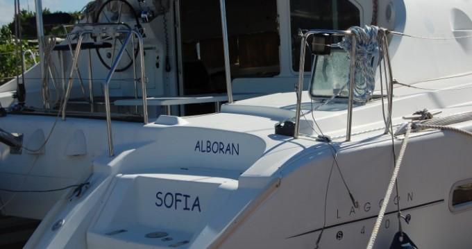 Verhuur Catamaran in Cienfuegos - Lagoon Lagoon 410