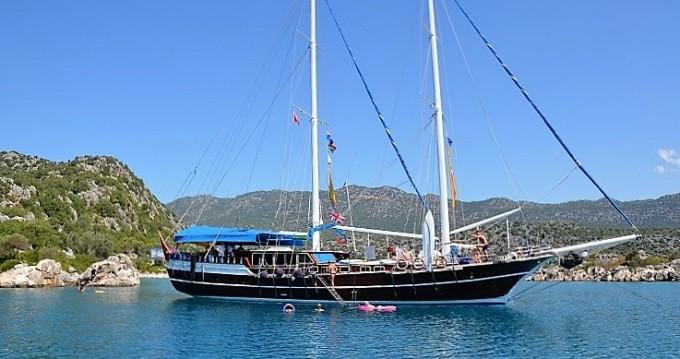 Zeilboot te huur in Rhodes voor de beste prijs