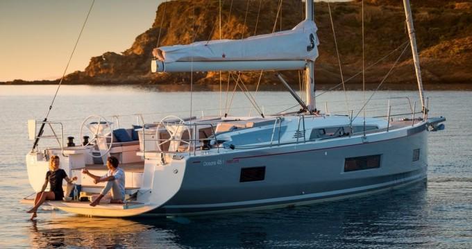 Huur Zeilboot met of zonder schipper Bénéteau in Rhodes