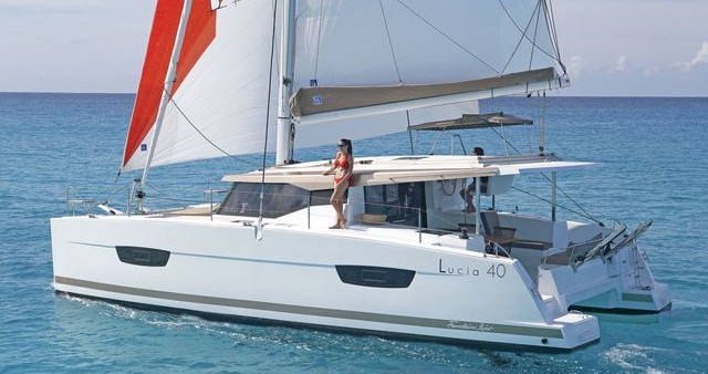 Jachthuur in Rhodes - Fountaine Pajot Lucia 40 via SamBoat