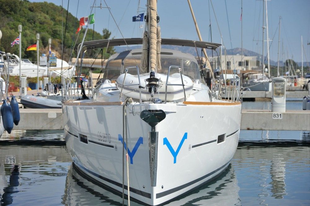 Dufour Dufour 460 Grand Large te huur van particulier of professional in Olbia